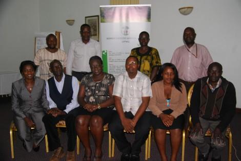 UFWG steering committee