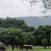 A landscape photo of Agoro Agu adjascent communities