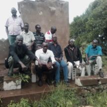 Platfrom visit to Agoro hills peak